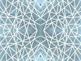 blue kaleidoscope wallpaper abstract blue background with kaleidoscope effect ornamental