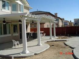 Backyard Concrete Ideas Concrete Patio Ideas Backyard Landscaping Gardening Ideas