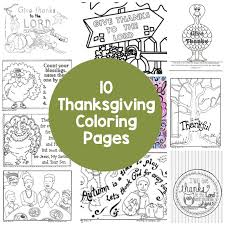 10 thanksgiving coloring pages short sweet humble hearts