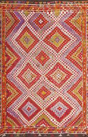 Large Kilim Rugs Vintage Turkish Kilim Rug 50534 By Nazmiyal