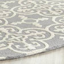 Wool Area Rugs One Allium Way Nicholls Gray Woven Wool Area Rug Reviews