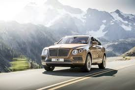 bentley snow the bentley bentayga sets the stage for a new kind of hyper luxury