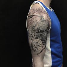 Don T Tread On Me Tattoo Ideas Finished This Up On Nate Thanks Man Tattoo Tattoos Tattooed