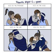 Cute Memes For Him - cute kiss meme korra x howl by pearldolphin on deviantart