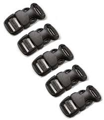 buckle survival bracelet images 5 x contoured fastex itw nexus buckles for paracord bracelets jpg