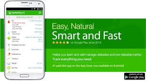 android app to the best android diabetes tracker app mynetdiary