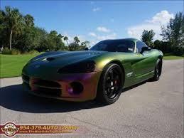 dodge viper chassis for sale dodge viper for sale in florida carsforsale com