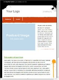 create email newsletter template html email design templates for your newsletter or e blast