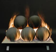 fireplace logs gas binhminh decoration