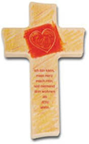 kreuz für kinderzimmer holzkreuz kinder kreuz auswahl geschenk taufe geburt dekoration