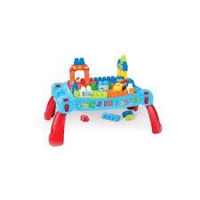 mega bloks first builders table table megabloks achat vente jeux et jouets pas chers