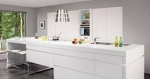 ilot cuisine blanc caisson ilot cuisine cuisines en lot elles jouent les 1