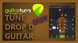 guitar tuna apk tune guitar to drop d tuning guitar tuna smartphone app
