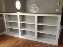 Cost Of Built In Bookcases Not So Ordinary Raised Ranch Just Call Me Homegirl