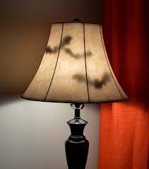 Bat Light Fixture Spooky Bat L