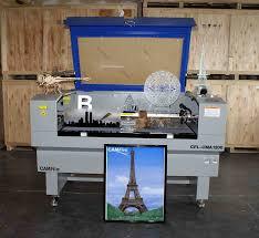 Laser Cutter Ventilation Camfive Cfl Cma4824 100 Watts Laser Cutting And Engraving Machine