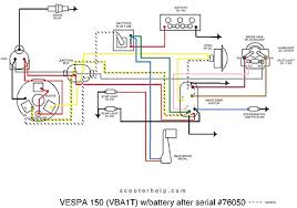 modern vespa need some help sorting out my wiring