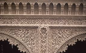 moroccan architecture inspiring gothic revival carving