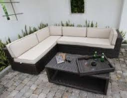 Home And Patio Decor Center Wicker Deep Seating Patio Furniture Foter