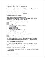 Mental Health Worksheets For Adults Between Sessions Anxiety Worksheets For Adults Therapy