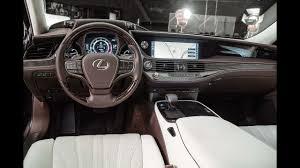 lexus lc autumn shimmer wow amazing 2018 lexus ls 500 interior youtube