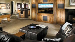 home theater in basement ideas for basement rooms hgtv