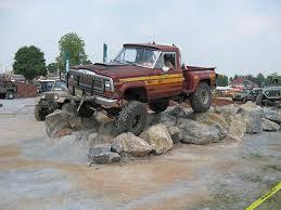 jeep j truck jeep j 10 honcho sportside truck on the rocks flickr
