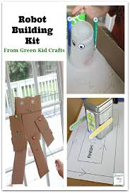 robot building kit from green kids craft love it jdaniel4s mom