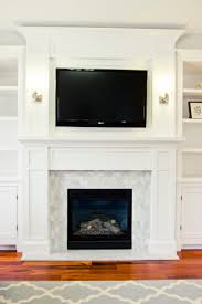 Fireplace Wall Ideas by 76 Best Built In Tv Ideas Images On Pinterest Fireplace Ideas