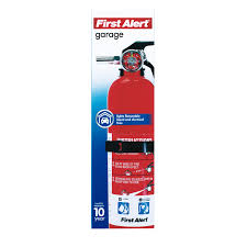 rechargeable garage workshop fire extinguisher at ace hardware