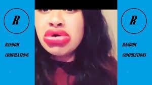 Challenge Fail Vine Jenner Lip Challenge Fail Vine Compilation