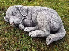 labrador garden ornament ebay