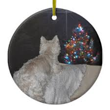 westie tree decorations rainforest islands ferry