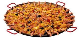 cuisine traditionnelle espagnole paëlla géante cergy pontoise