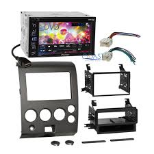 nissan armada dvd player pioneer dvd touchscreen car stereo dash kit harness for 04 nissan