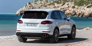 Porsche Cayenne Msrp - 2015 porsche cayenne pricing and specifications photos 1 of 10