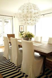 ikea dining room chair covers ikea dining chair slipcovers 6 stylish steps to your dreamiest