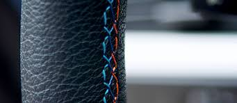 Learn How To Do Car Upholstery How To Hand Stitch A Steering Wheel Cover