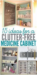 medicine cabinet organization just a medicine cabinet