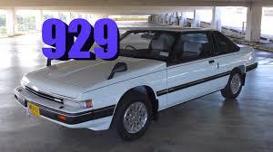 australia mazda 1986 rhd mazda 929 imported from australia youtube