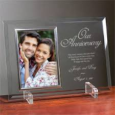 Personalized Anniversary Clock Personalized Anniversary Gifts 25th U0026 50th Anniversary Gifts
