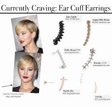 how do you wear ear cuffs ear cuff earrings