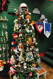 football ornaments for trees rainforest islands ferry