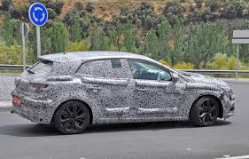 new renault megane 2016 renault megane 2015 spied it u0027s the new golf from france by car