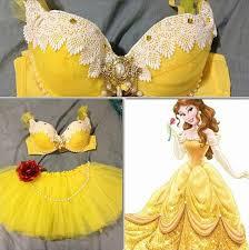Halloween Costumes Belle Princess Belle Inspired Rave Halloween Costume Costumes