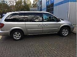 used chrysler grand voyager cars for sale gumtree