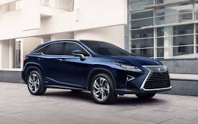 future cars brutish new lexus 2016 lexus rx 450h hybrid unveiled at new york auto show