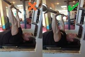 powerlifting bench press grip width bench press common flaws and correct technique for raw lifters by