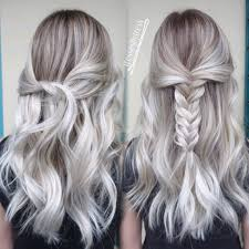 platinum white blonde balayage ombre balayage pinterest