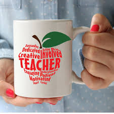 Creative Coffee Mugs Teacher Appreciation Gifts Custom Teacher Mug Teacher Coffee